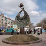 Монументальная-декоративная скульптура