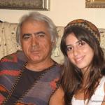 Степанян Ю.Г. вместе с дочерью Анной